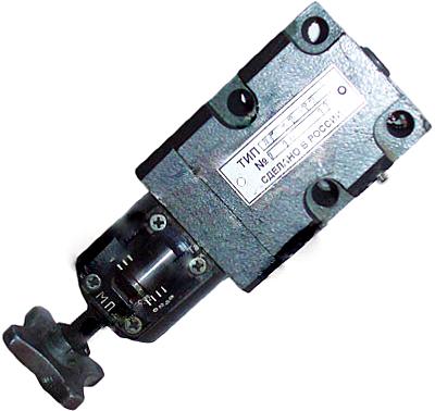 Гидроклапаны усилия зажима ЭПГ57-72, ПГ57-72